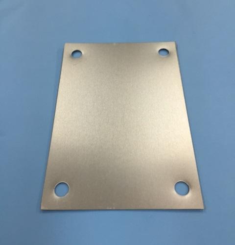 北海道で高品質のめっき加工はメテックにお任せください北海工場表面処理品目協力工場表面処理品目